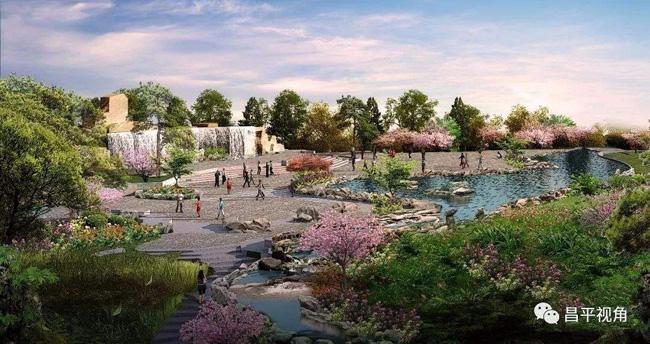 北京未来科技城滨水公园项目