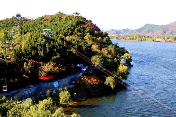 北京雁栖湖景区景观整体提升项目